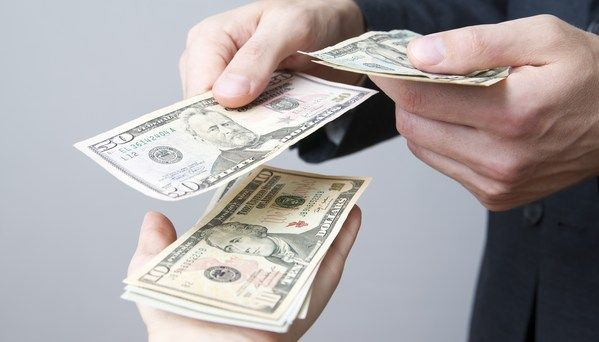 Cash advance on negative balance image 7