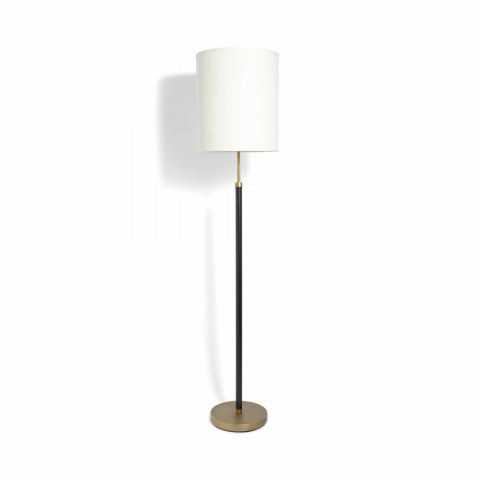 Shop hudson leather floor lamp from soho home today discover design led unique and inspirational pieces found in soho houses worldwide