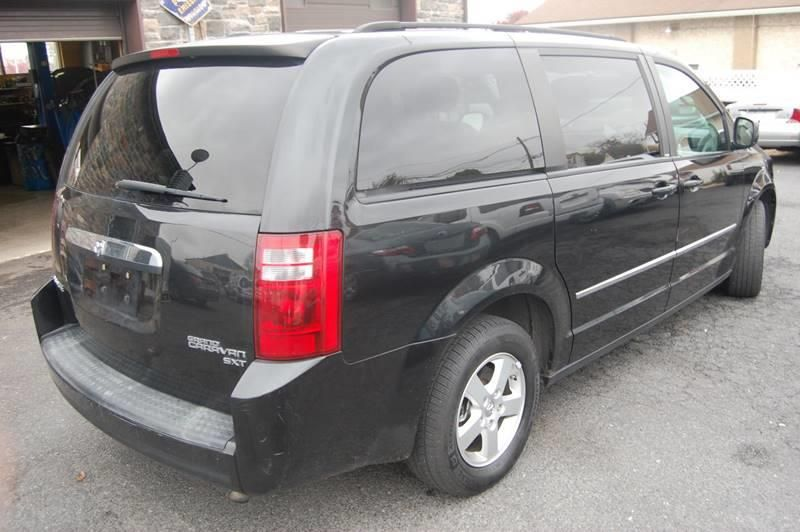 2010 Dodge Grand Caravan Sxt 4dr Mini Van Grand Caravan