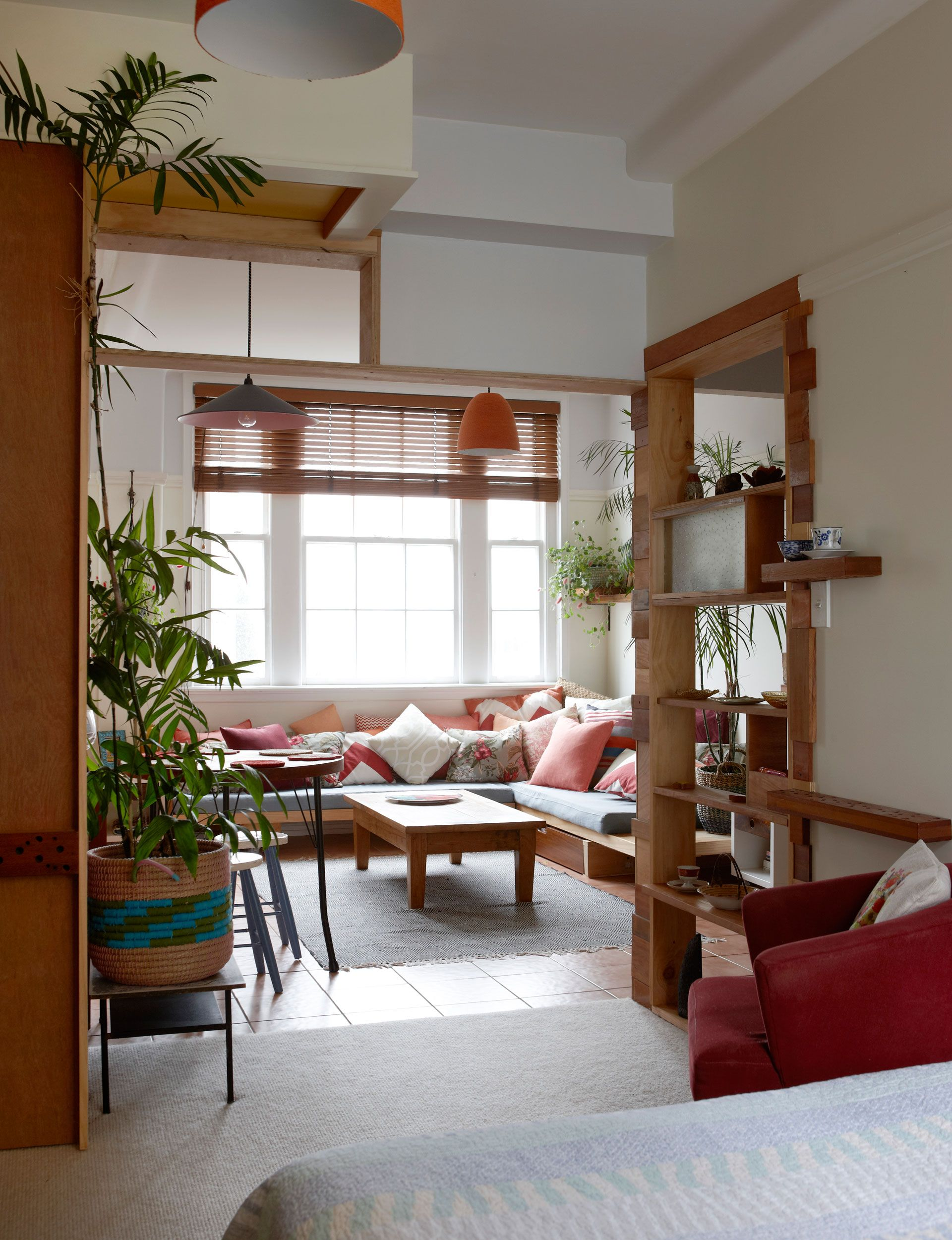 A Tiny Inner City Apartment Gets A Japanese Inspired Makeover