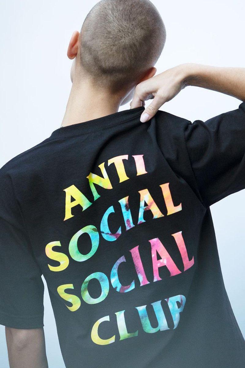 Anti Social Social Club Unveils Its Colorful Fw18 Lookbook Anti Social Social Club Social Club Anti Social