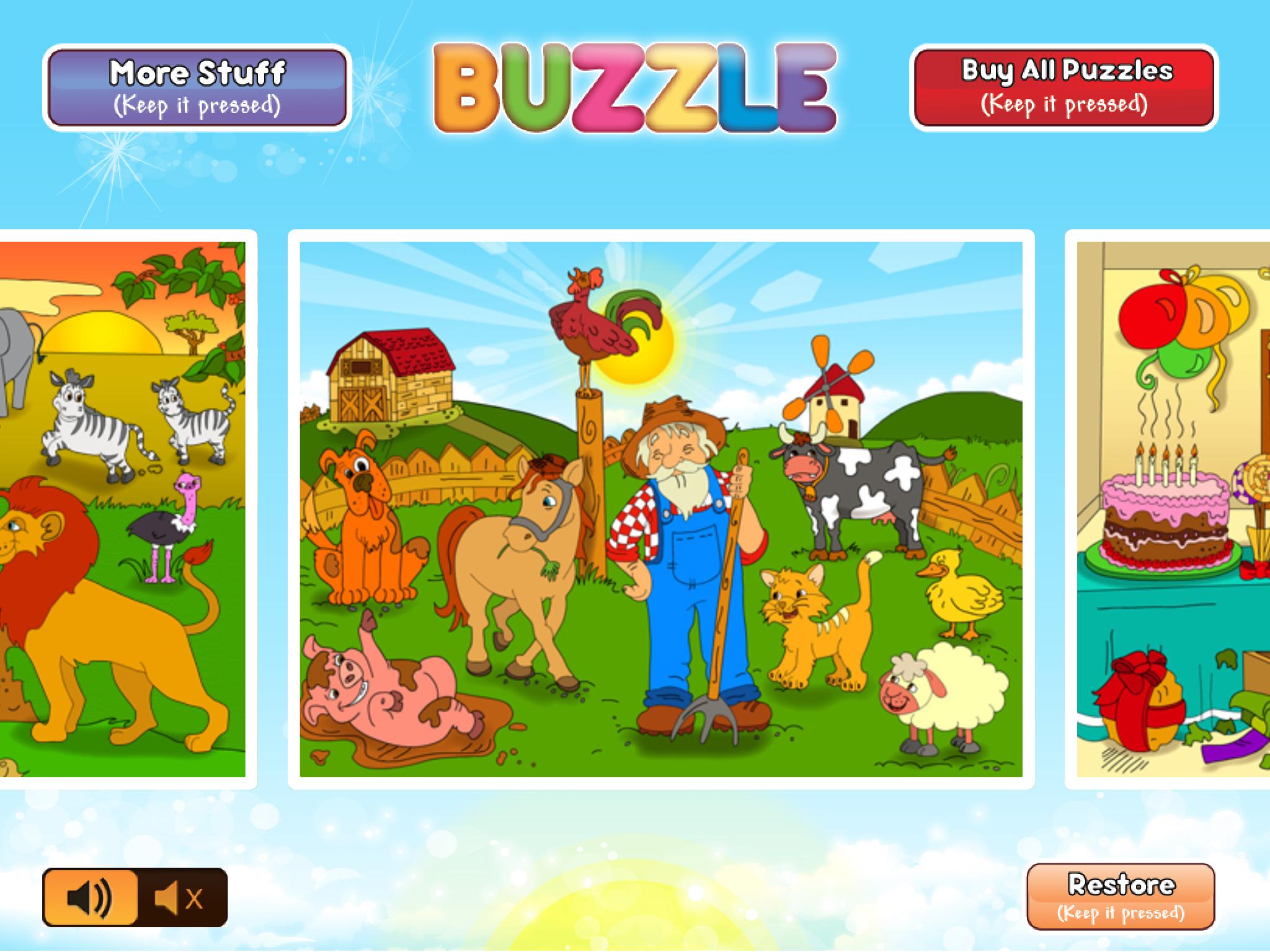 Buzzle dating app