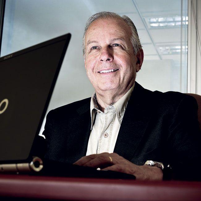 Nelson Barrizzelli, economista, consultor de varejo e pequeno produtor de café