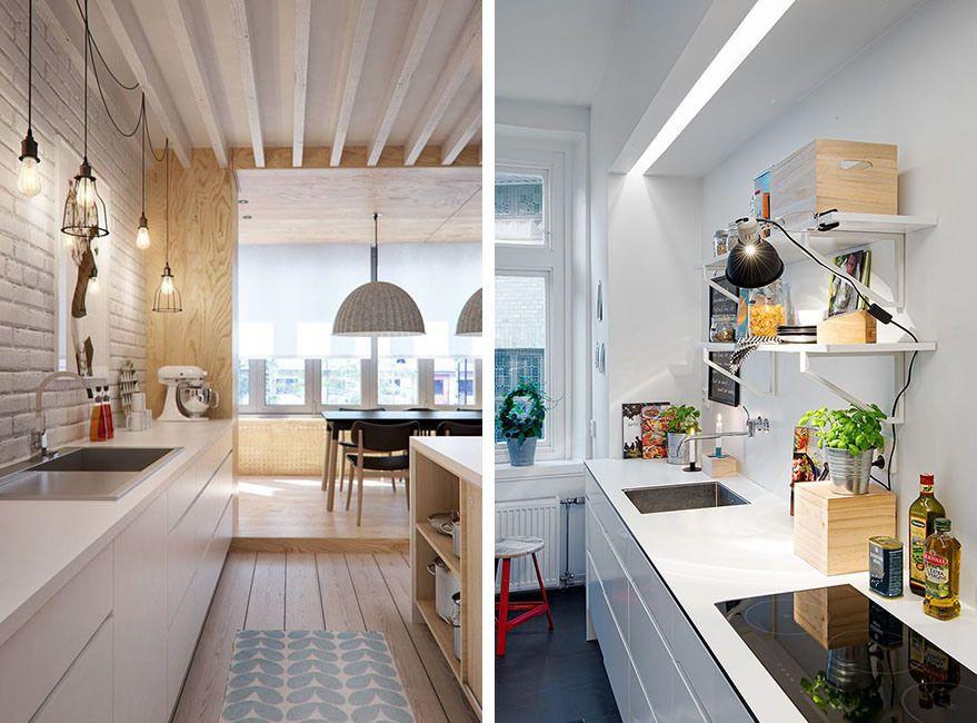 Claves a tener en cuenta al diseñar o reformar una cocina Places - como disear una cocina