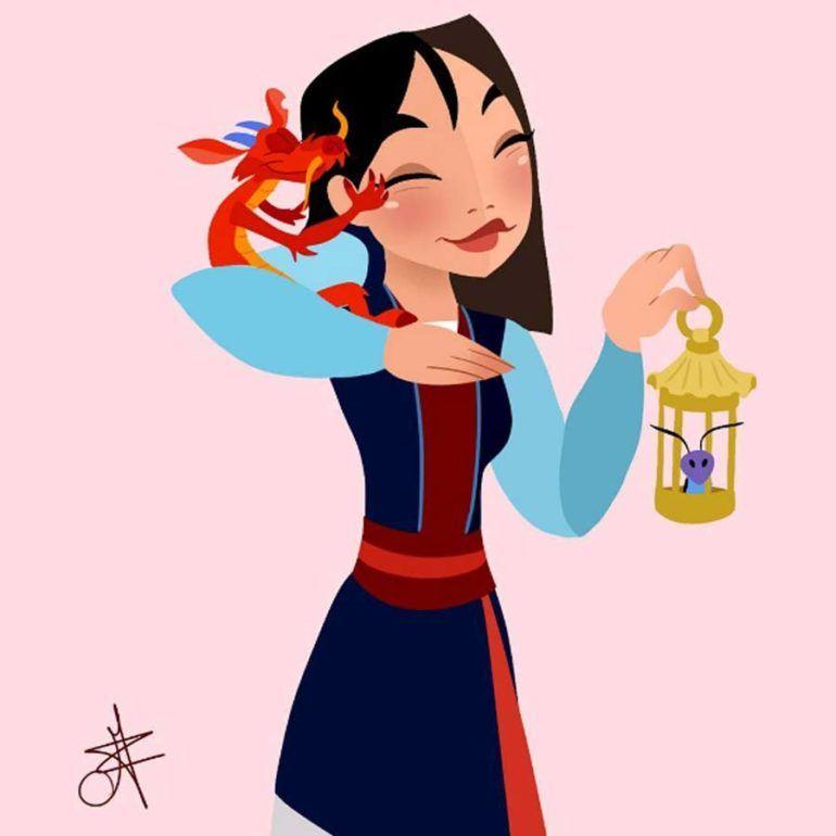 Pin By Armelle Pietrucha On Mulan Mulan Disney Disney Princess Pets Disney Princess Wallpaper