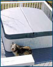 Merlin Spa Cover Pool Safety Covers Spa Hot Tubs Cover