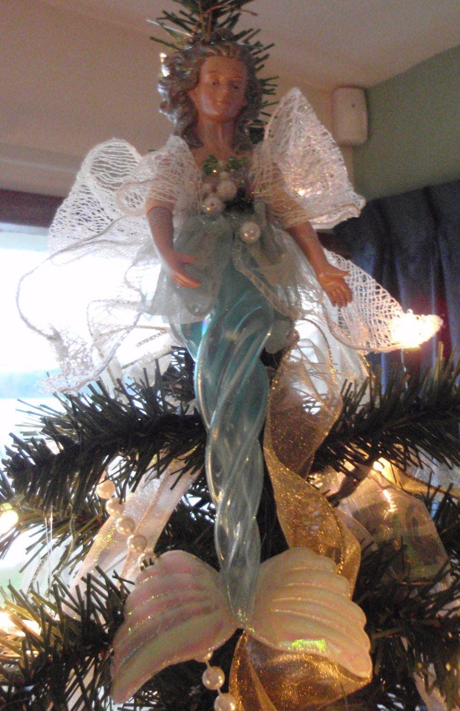 Coastal. Simple Coastal Christmas Tree