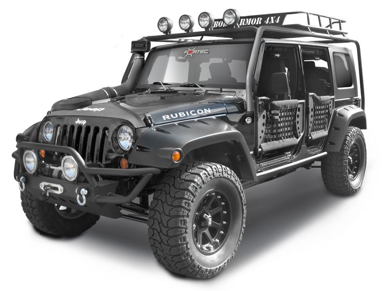 Fortec Custom Jeeps Inc Jeep Parts Accessories Photo Gallery 2007 Up Jeep Wrangler