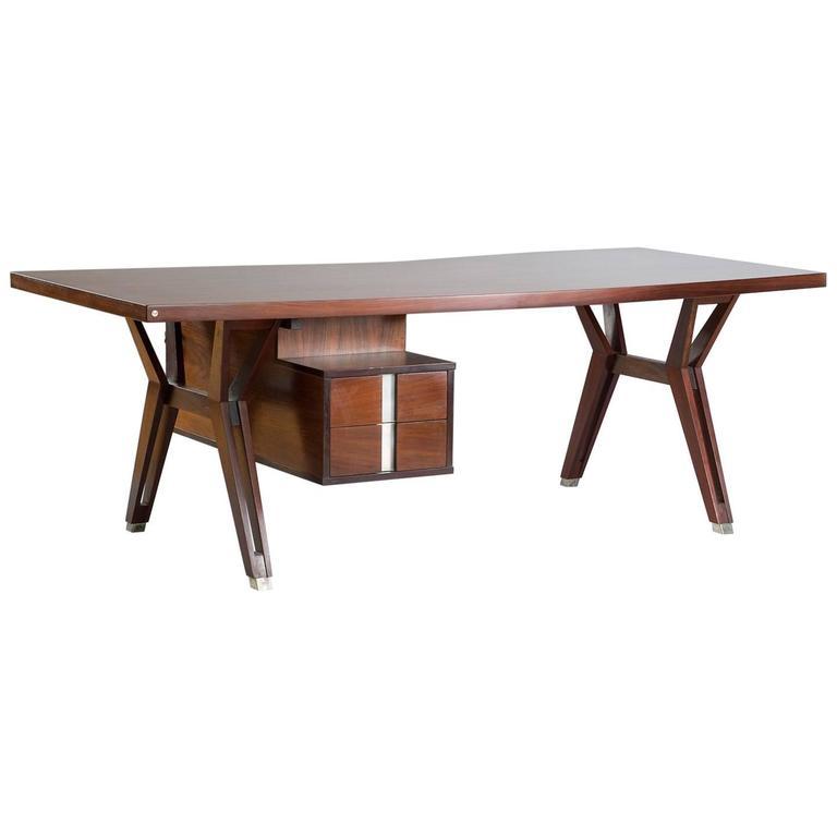 Large Desk By Ico Parisi