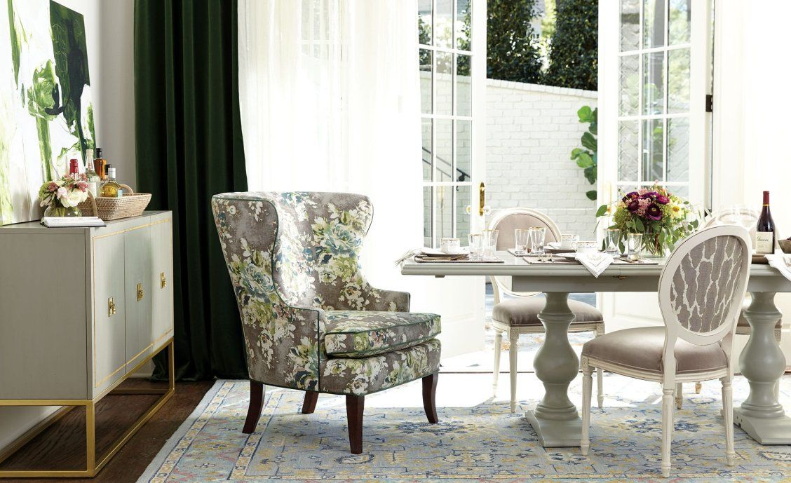 How to Pick the Right Dining Chair Size and Style | Luxury ...