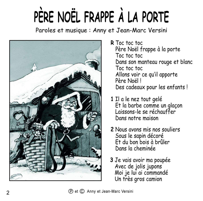Resultat De Recherche D Images Pour Pere Noel Frappe A La Porte