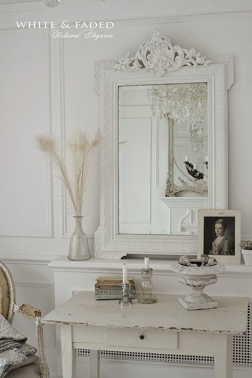 Pin By Susan Greer On White Love In 2020 White Home Decor Decor