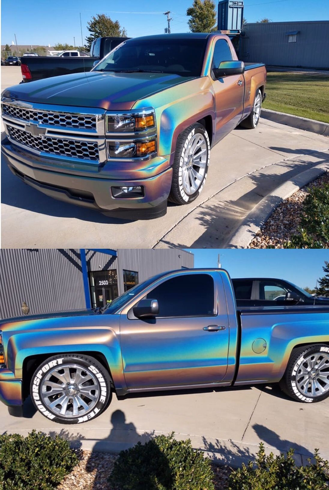 Chevy Truck Car