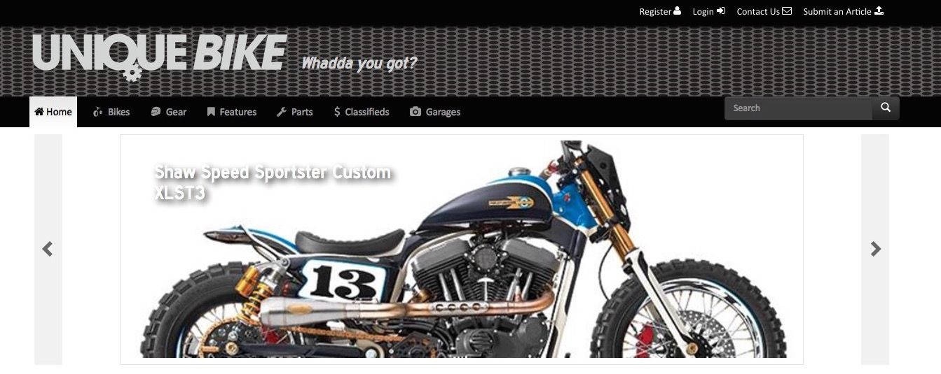 My Bike Website Unique Bike Check It Out For The Very Best In