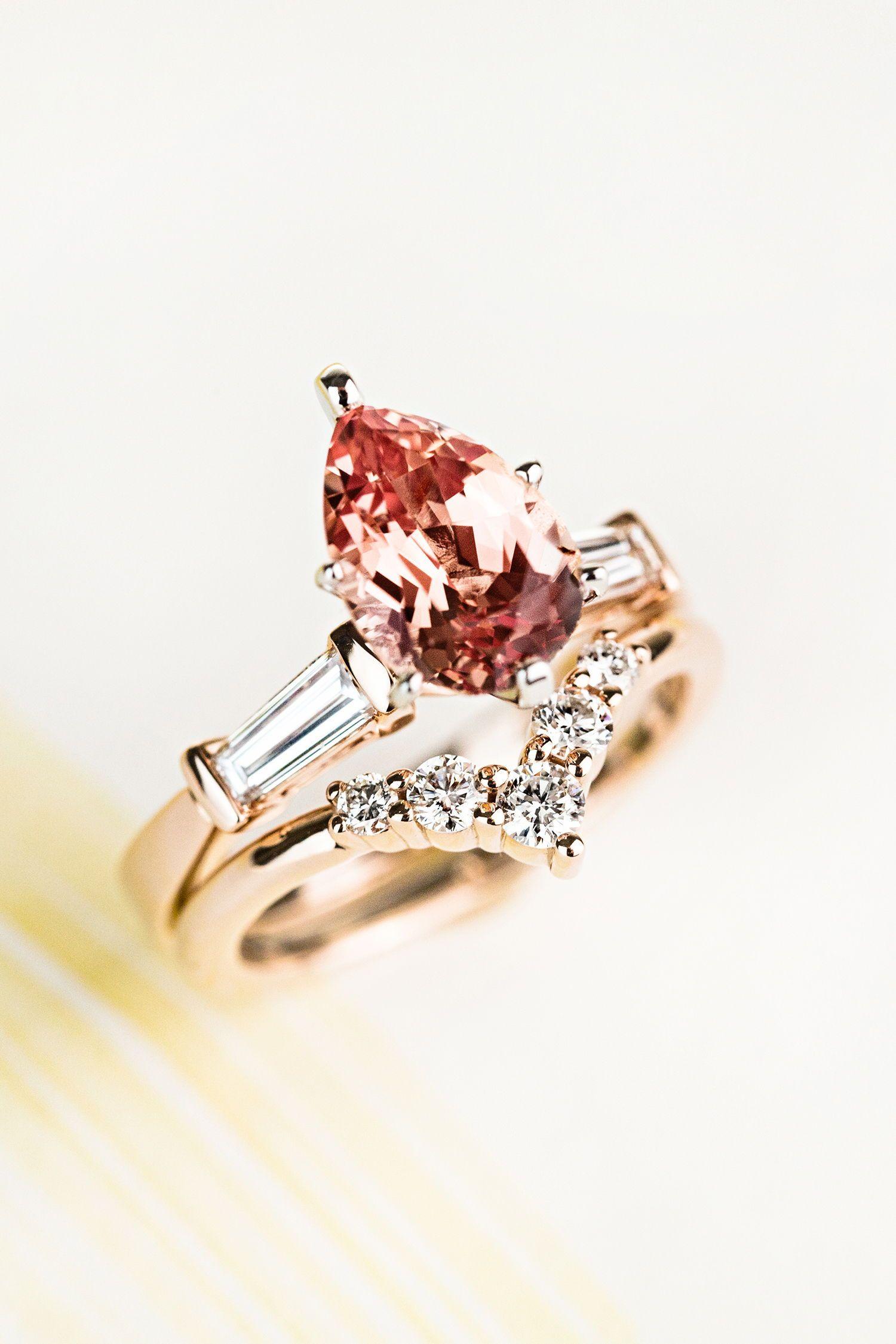 Miadonna Chorus Three Stone Engagement Ring Three Stone Engagement Rings Lab Created Engagement Rings Lab Diamond Engagement Ring