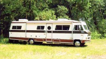 1978 Vogue Motorhome | RV Remake to Glamp Camp