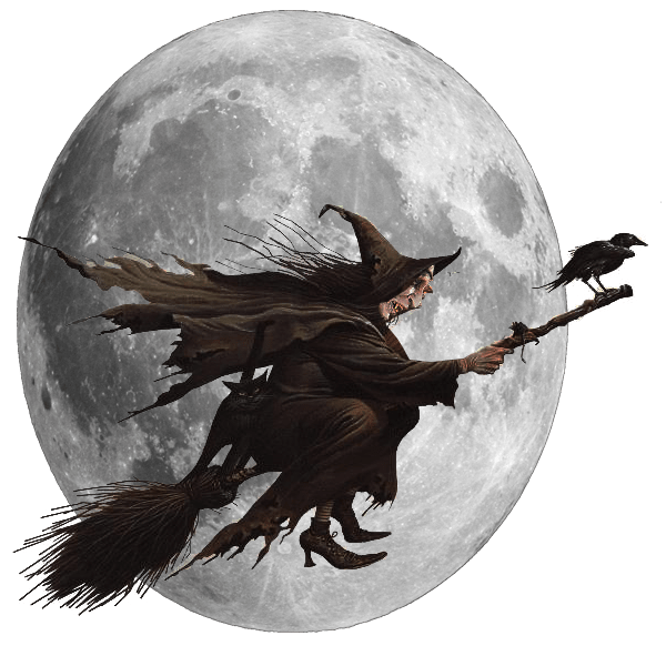 Scary Witch On Broomstick Transparent Image Halloween Png Images With Transparent Background Scary Witch On Broomstick Image Wi Scary Witch Witch Drawing Witch