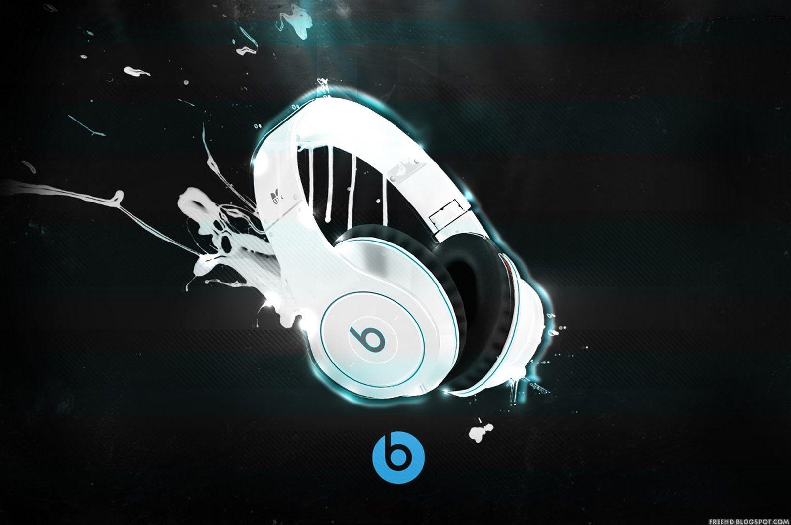Cool Headphone Wallpapers Beats By Dre Dre Headphones Beats Headphones
