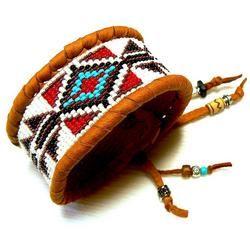 Native American Beaded...