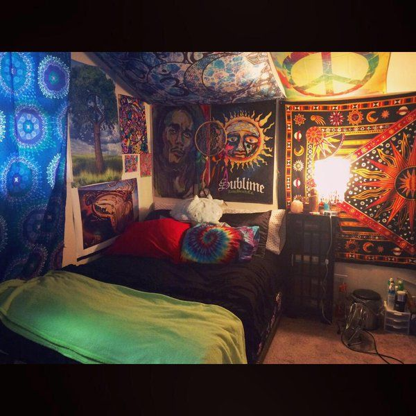 Trippy Rooms Trippyrooms Room Ideas Bedroom Redecorate Bedroom Chill Room