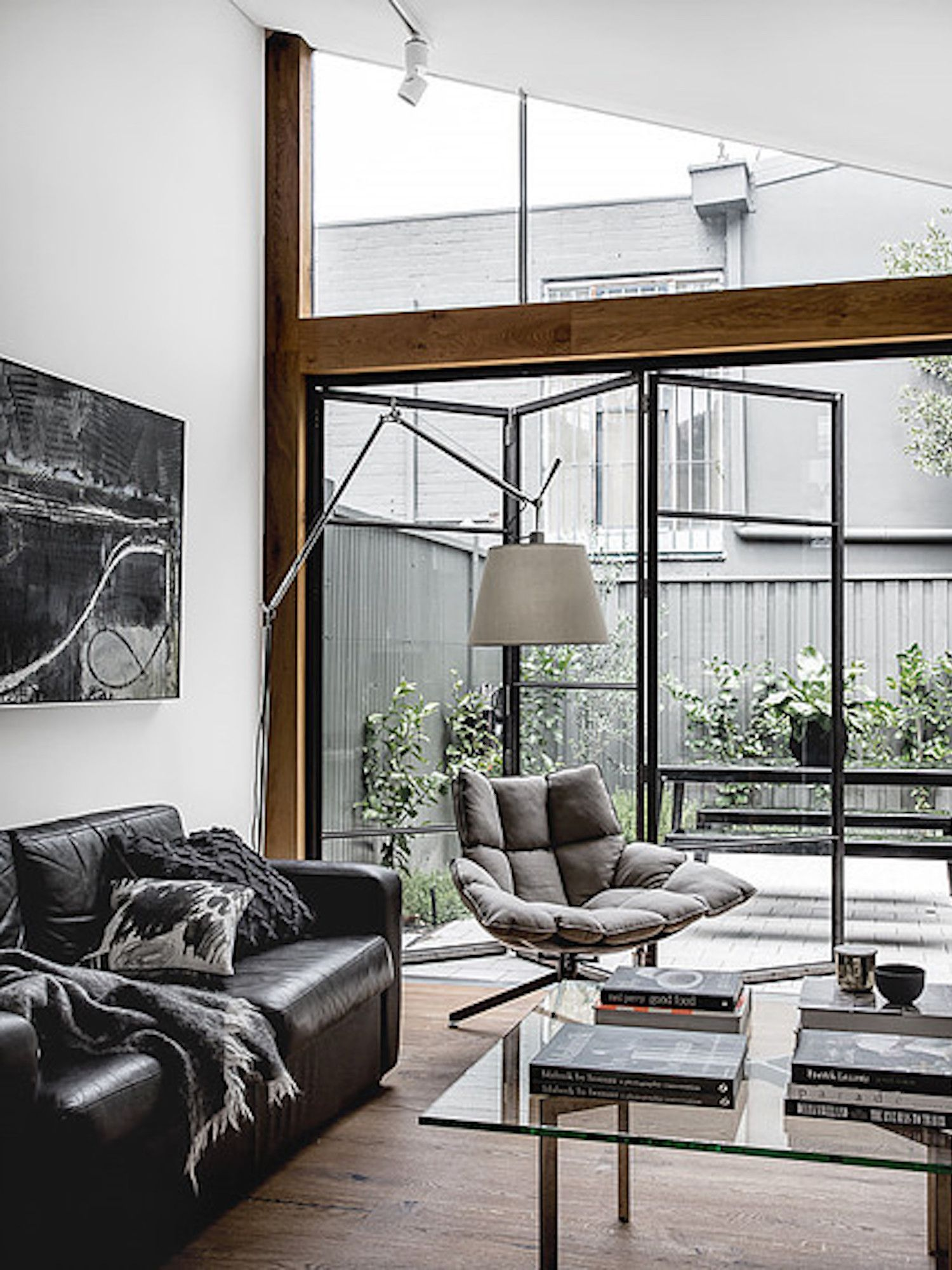 Adrian Amore Architects | Paddington Terrace | Est Living | Lighting ...