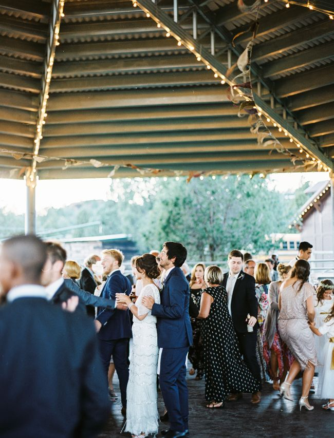 utah weddings bride and groom
