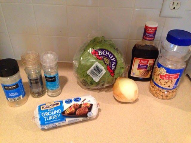 Wishes do come true...: Turkey lettuce Wraps Aldi healthy recipes yummy dairy free