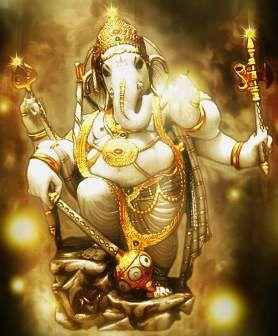 Ganesha,Ganesh,Ganpati,Vinayaka, Vinayak, Hinduism,Mahabharata, Sage Vyasa,Parvati,Shankar,Tulsi,Hindu Gods,Snake around Ganpati,Shivpuran,Riddhi,Siddhi