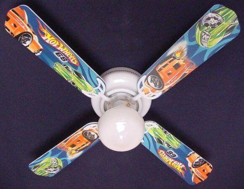 Hot Wheels Bedroom Decor   Google Search · Hot Wheels SchlafzimmerKinder  DeckenventilatorenZimmer ...