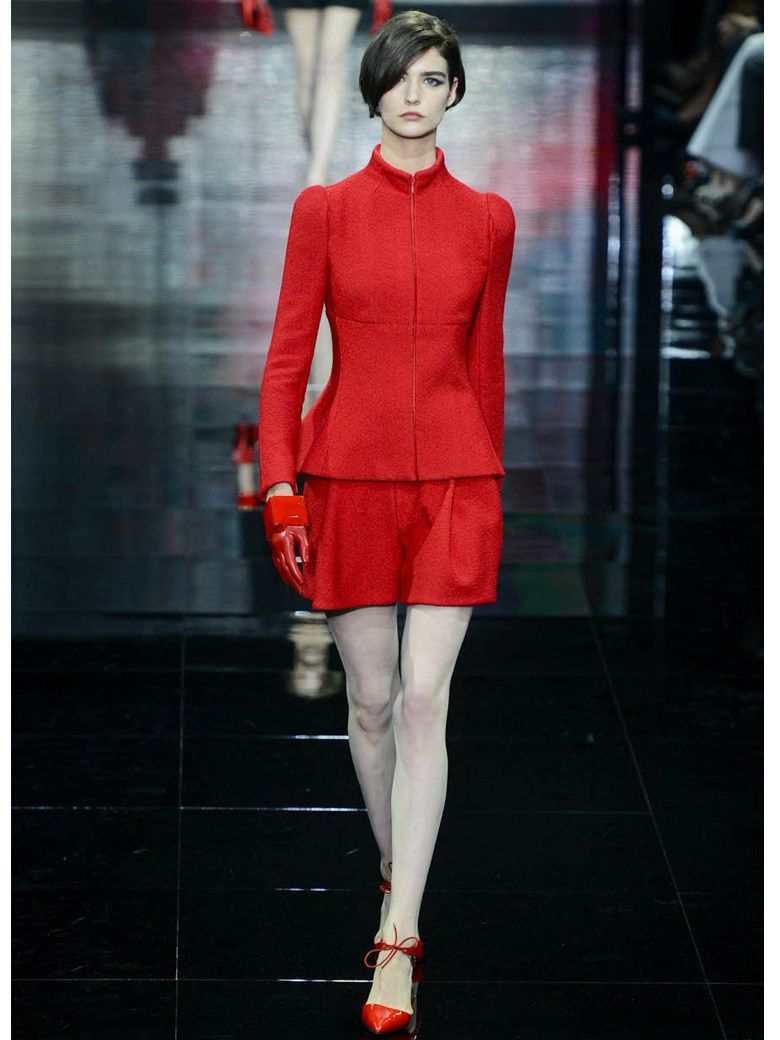 Giorgio Armani Privé Haute Couture F/W 2014