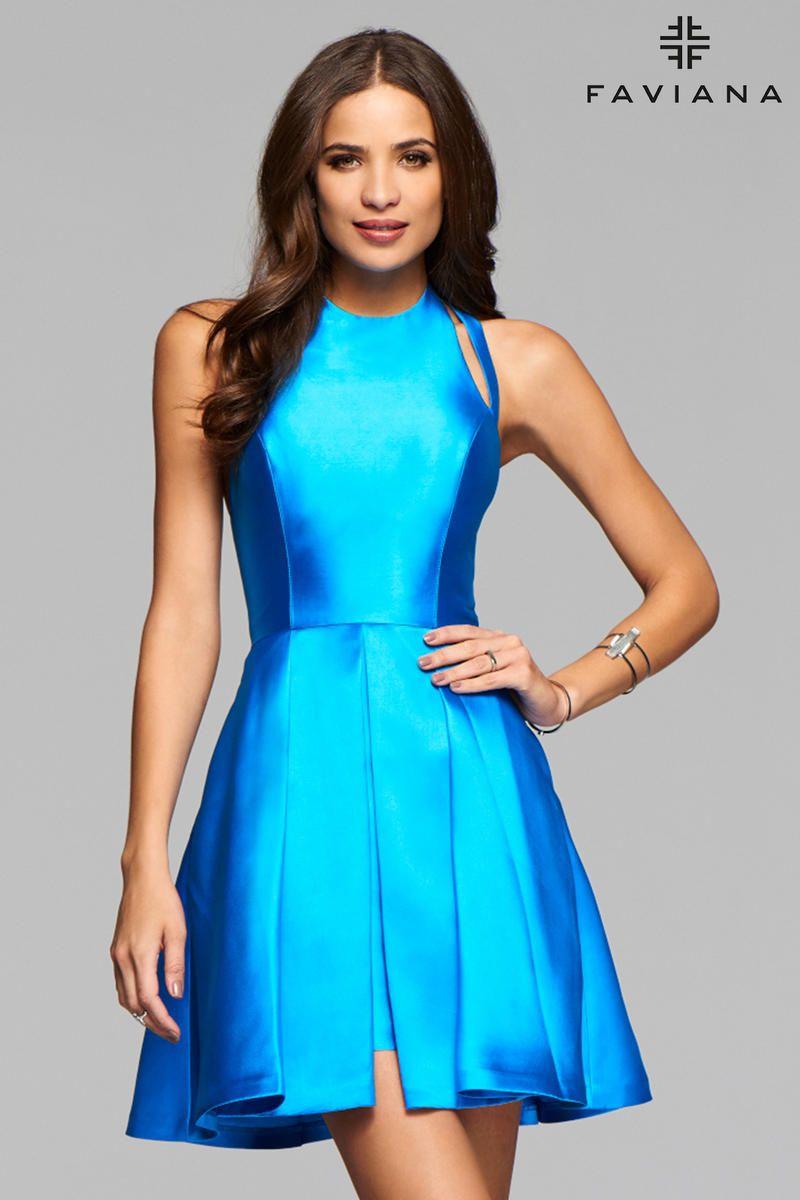 Faviana Dress 7859 | Terry Costa | hoco/ prom dress | Pinterest ...