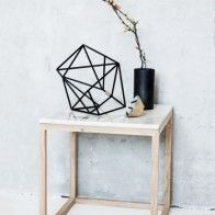 Limited Edition Diamond Sculpture | Nordic Elements