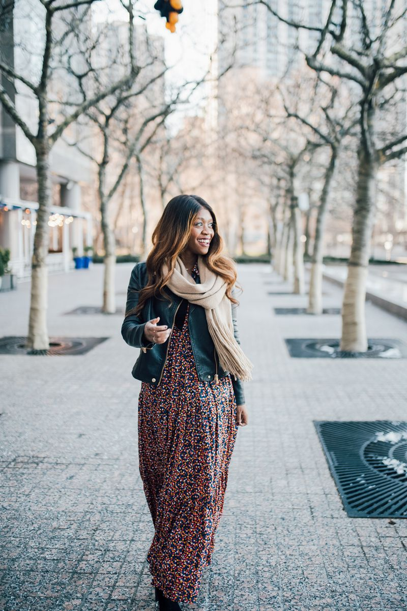 5 Things I M Doing To Be A Better Blogger This Year Alicia Tenise Maxi Dress Winter How To Style A Maxi Dress Fashion [ 1202 x 800 Pixel ]