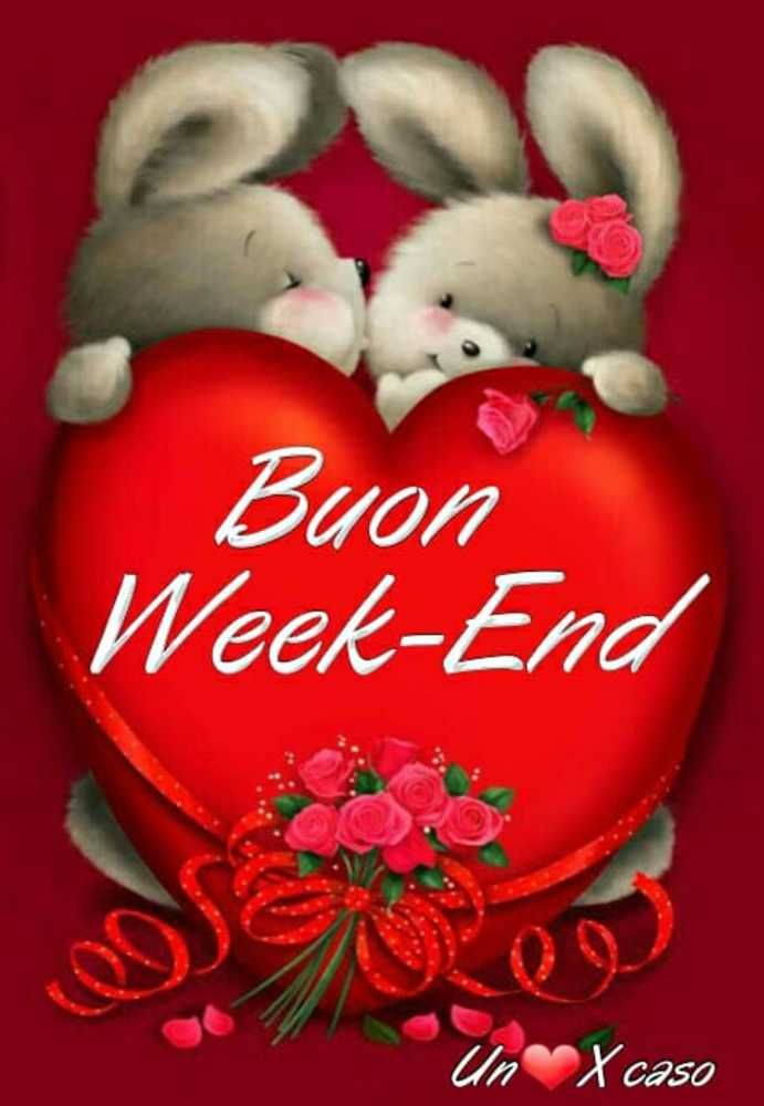 Immagini per whatsapp facebook buon week end fine for Buon weekend immagini simpatiche