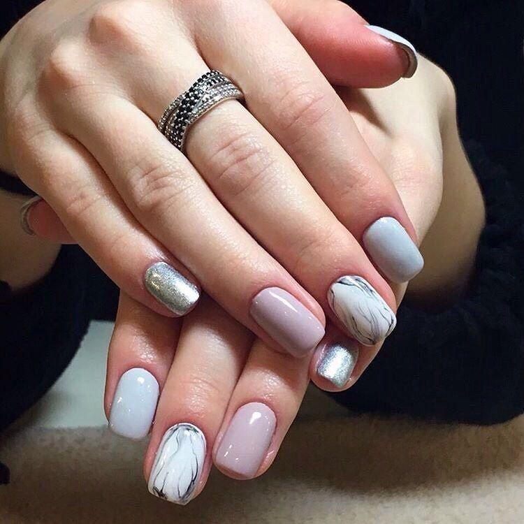 Nail Art #3077 - Best Nail Art Designs Gallery | Office nails, Beige ...