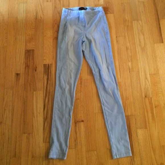 Top shop Jean leggings Super stretchy and soft legging jeans from top shop Topshop Jeans Skinny