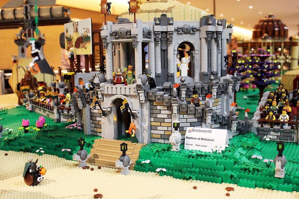 brick world 2016 castle