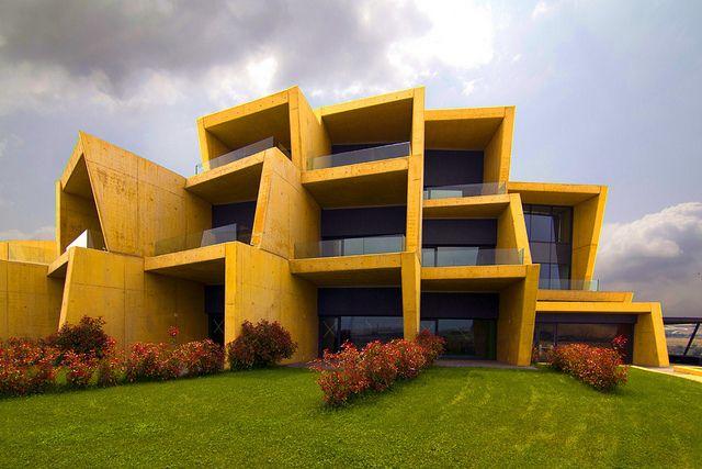 Bodegas Antion Amazing Architecture Architecture Rioja