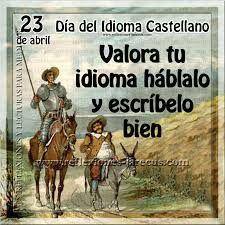 Dia Del Idioma Google Search Dia Del Idioma Español Dia