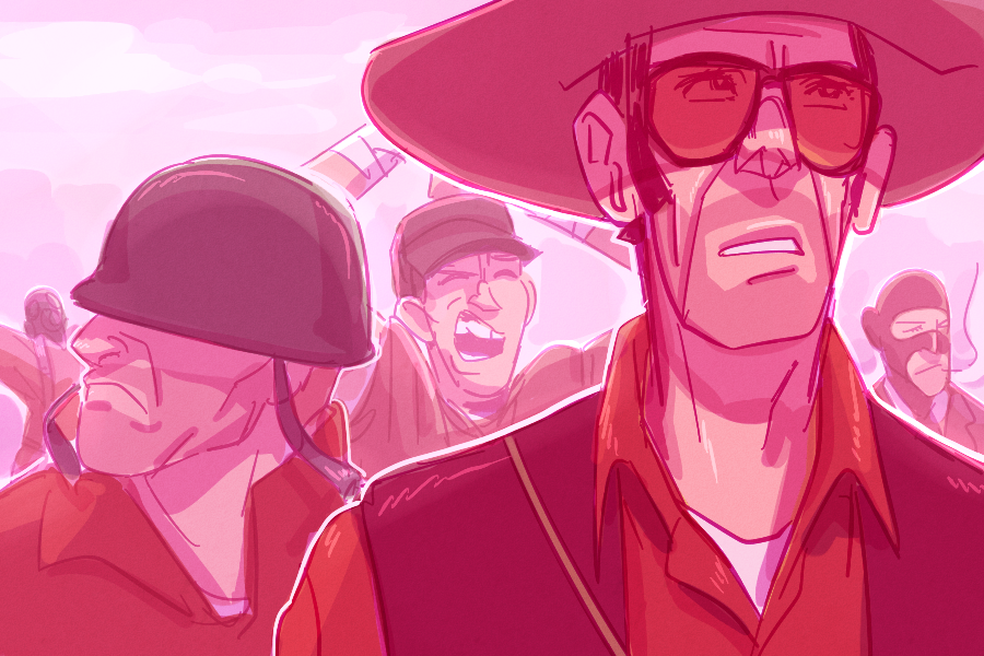 Pin by trip on *Team Fortress 2 | Team fortress 2, Team fortress