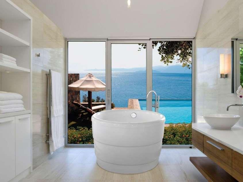 Vasca Da Bagno Freestanding In Acrilico : Vasche da bagno freestanding vasca da bagno centro stanza