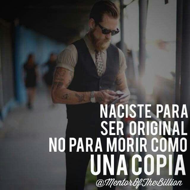 "#ManUp #LaPuraNeta #AllTrue #ActorsLife You were born to ""Be Original"" not to die a copy cat"""