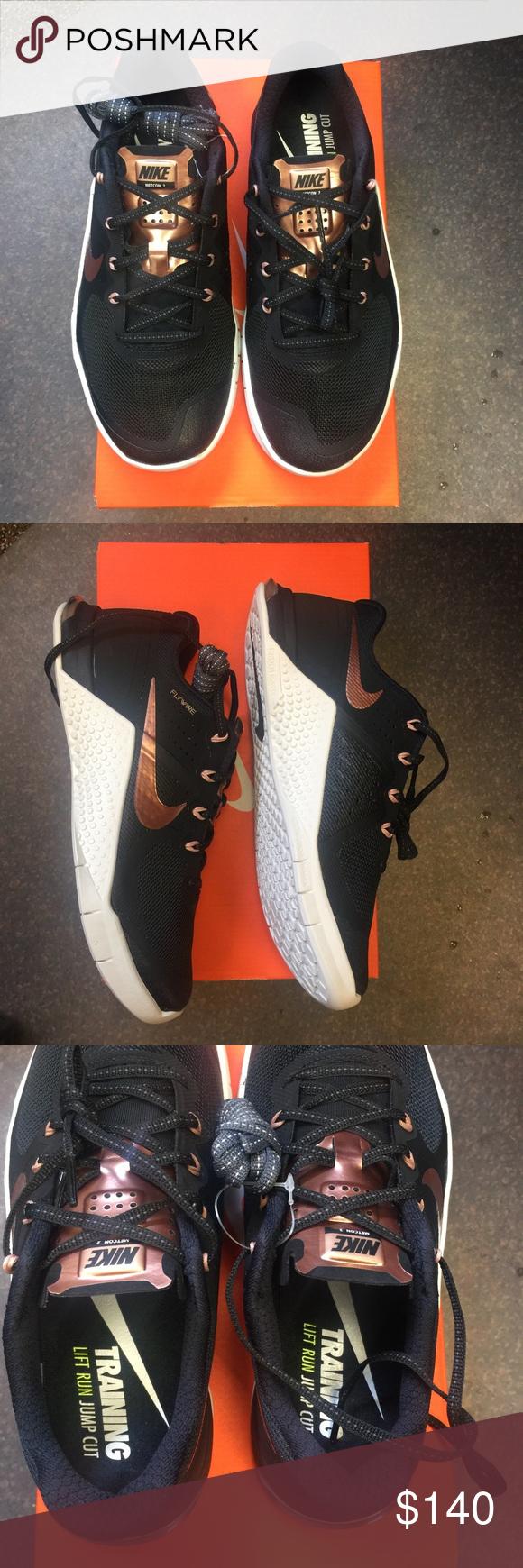 266df5bcfdd6 Rose Gold Women s Nike Metcon 2 NWB Women s Nike Metcon 2 Rose Gold Size  6.5 Nike Shoes Athletic Shoes
