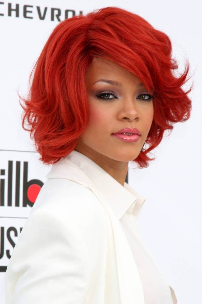 Vivacious Red Hairstyles 2015 Spring Hairstyles 2016 Hair