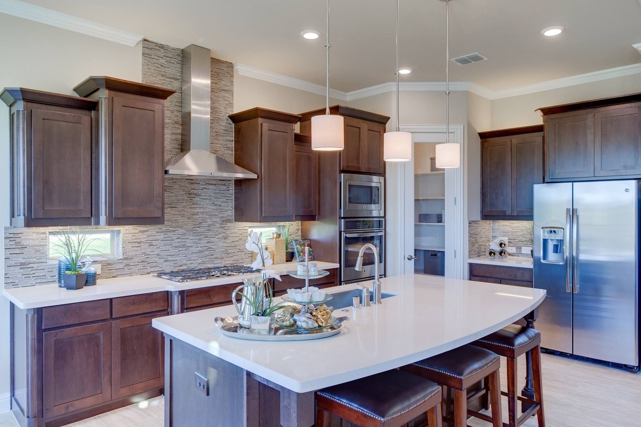 Does This Kitchen Design Blow Your Mind Kitchen Design Decor Diy Kitchen Renovation Luxury Kitchens