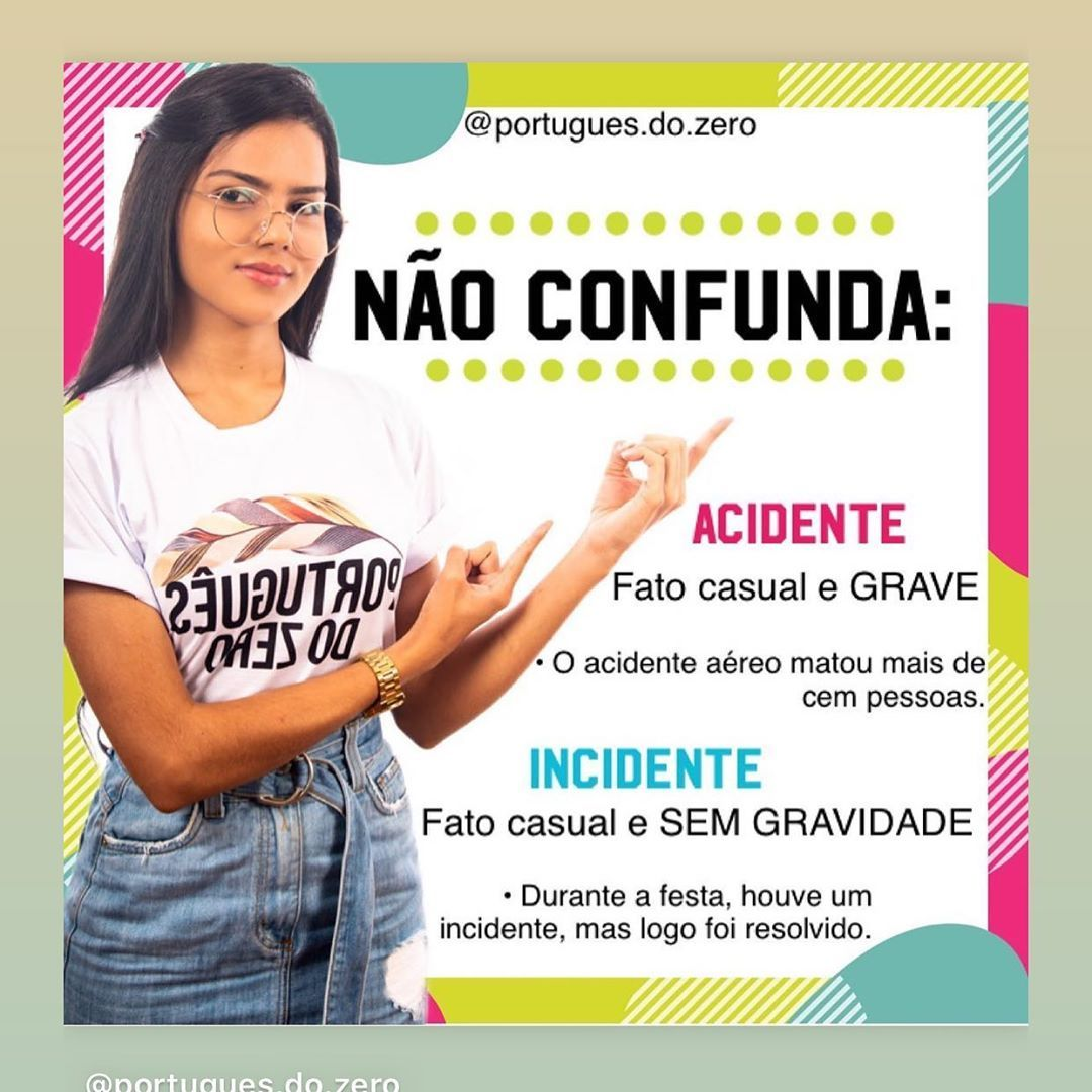 Instagram Post By Aprenda A Aprender Portugues Apr 4