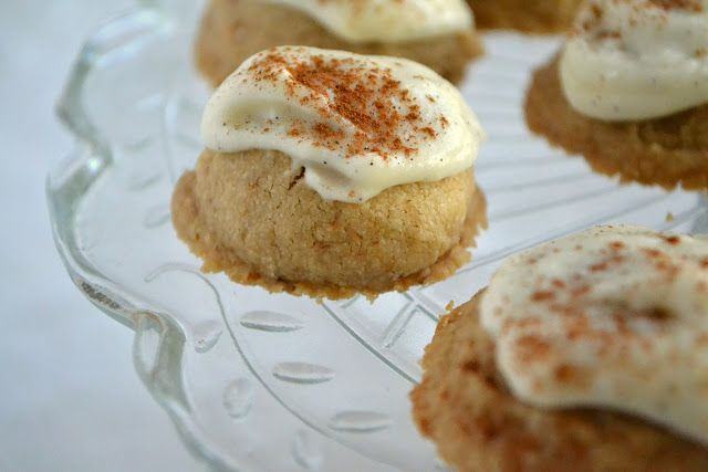 Cappuccino Melting Moments-I know pies take center stage at dessert time tomorrow,