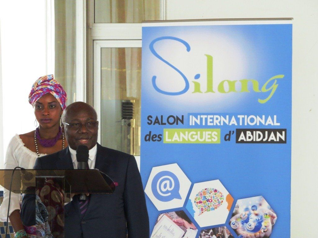 CERDOTOLA : Le CERDOTOLA au Salon International des Langues d'Abidjan ~ 18-Nov-2016