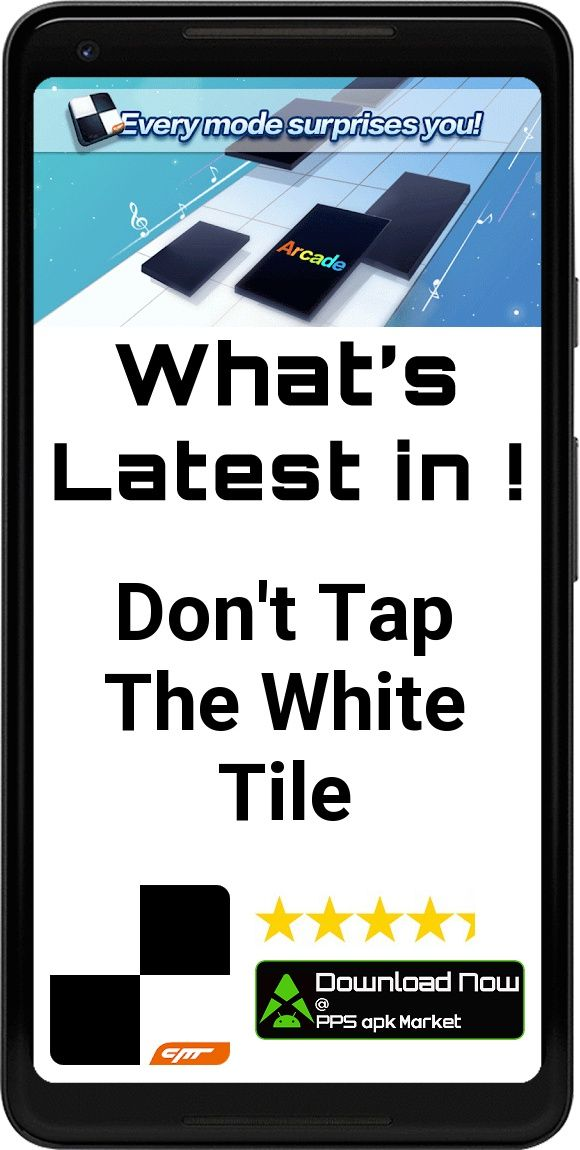 Don't Tap The White Tile Game Free Offline Download