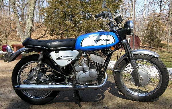 My Early 70 S Bike 350 Twin